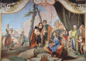 tiepolo, rachel-hiding-the-idols-1728
