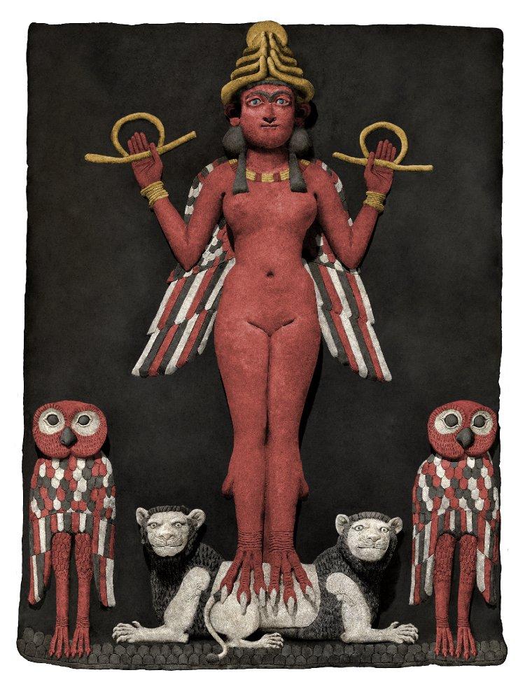 ultrawoman inanna goddess - 402×556